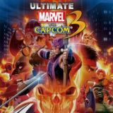 Jaquette de Ultimate Marvel Vs. Capcom 3 PS4
