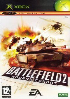 Jaquette de Battlefield 2 : Modern Combat Xbox