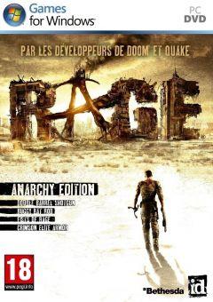 Jaquette de Rage PC