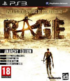 Jaquette de Rage PlayStation 3