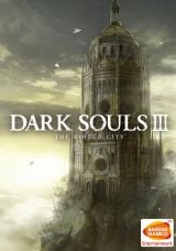 Jaquette de Dark Souls III : The Ringed City PS4