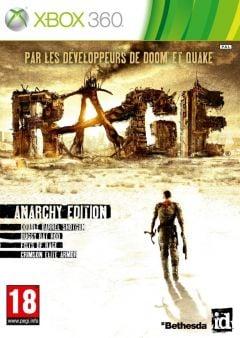 Jaquette de Rage Xbox 360