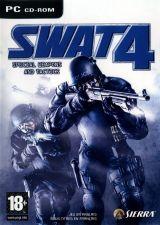 Jaquette de SWAT 4 PC