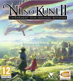 Jaquette de Ni No Kuni II : L'Avènement d'un Nouveau Royaume PC