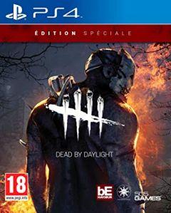Jaquette de Dead by Daylight PS4
