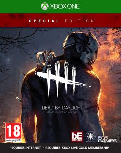 Jaquette de Dead by Daylight Xbox One
