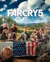 Jaquette de Far Cry 5 PS4
