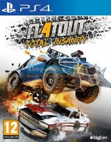 Jaquette de FlatOut 4 : Total Insanity PS4