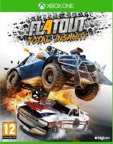 Jaquette de FlatOut 4 : Total Insanity Xbox One