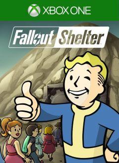 Jaquette de Fallout Shelter Xbox One