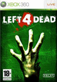 Jaquette de Left 4 Dead Xbox 360