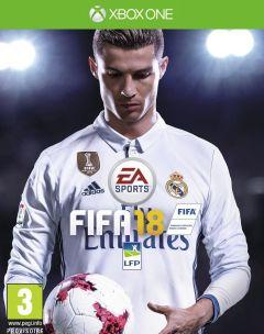 Jaquette de FIFA 18 Xbox One