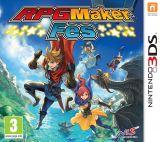 Jaquette de RPG Maker Fes Nintendo 3DS
