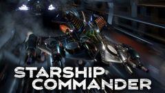 Jaquette de Starship Commander PC