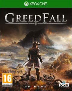 Jaquette de GreedFall Xbox One