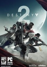 Jaquette de Destiny 2 PC