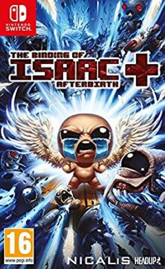 Jaquette de The Binding of Isaac : Afterbirth + Nintendo Switch