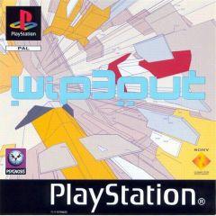 Jaquette de Wip3out PlayStation