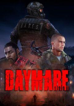 Jaquette de Daymare : 1998 PC