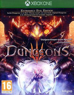 Jaquette de Dungeons 3 Xbox One