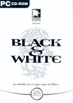 Jaquette de Black & White PC