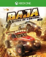 Jaquette de Baja : Edge of Control HD Xbox One