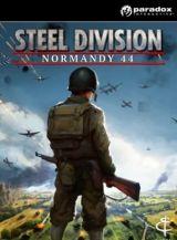 Jaquette de Steel Division : Normandy 44 PC