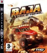 Jaquette de Baja : Edge of Control PlayStation 3
