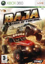 Jaquette de Baja : Edge of Control Xbox 360