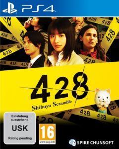 Jaquette de 428 : Shibuya Scramble PS4