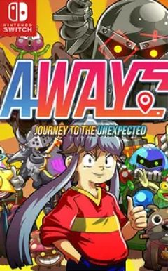 Jaquette de AWAY : Journey to the Unexpected Nintendo Switch