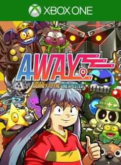 Jaquette de AWAY : Journey to the Unexpected Xbox One