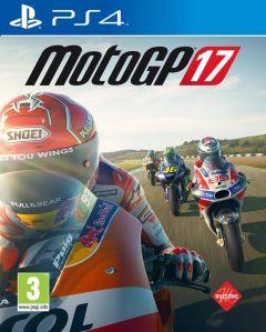 Jaquette de MotoGP 17 PS4