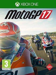 Jaquette de MotoGP 17 Xbox One