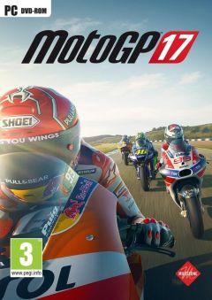 Jaquette de MotoGP 17 PC