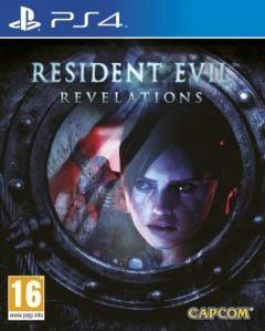 Jaquette de Resident Evil : Revelations PS4