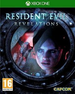 Jaquette de Resident Evil : Revelations Xbox One