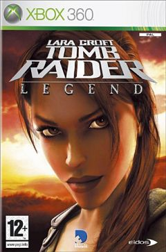 Jaquette de Tomb Raider Legend Xbox 360