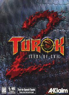 Jaquette de Turok 2 : Seeds of Evil PC