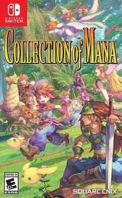 Jaquette de Collection of Mana Nintendo Switch