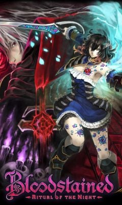 Jaquette de Bloodstained : Ritual of the Night PS Vita