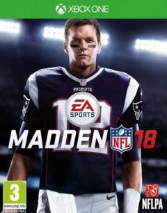 Jaquette de Madden NFL 18 Longshot Xbox One