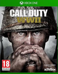 Jaquette de Call of Duty WWII Xbox One