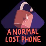 Jaquette de A Normal Lost Phone iPad
