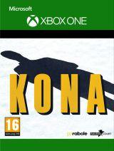 Jaquette de Kona Xbox