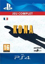 Jaquette de Kona PS4