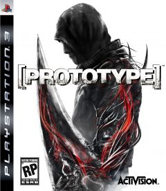 Jaquette de Prototype PlayStation 3