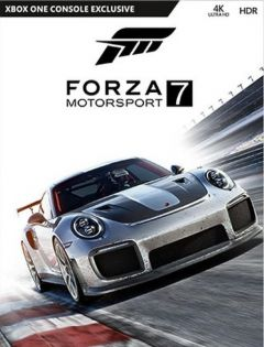 Jaquette de Forza Motorsport 7 Xbox One