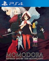 Jaquette de Momodora : Reverie Under the Moonlight PS4