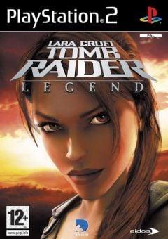 Jaquette de Tomb Raider Legend PlayStation 2